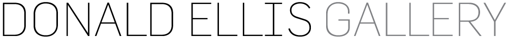 Donald Ellis Gallery logo