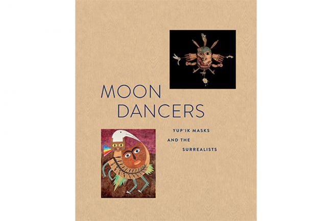 Di Donna Publishes Moon Dancers: Yup'ik Masks and the Surrealists