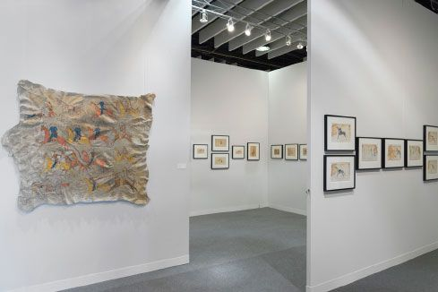 Donald Ellis Gallery Named One of the 20 Best Booths