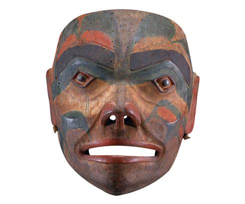 Nepcetaq Mask